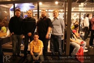 Představení týmu Vmotosport
