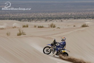 Rally Dakar 2016: 12. etapa