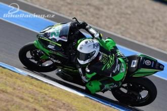 Pelikánová se v Jerezu nedostala do závodu