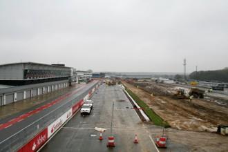 Silverstone prochází rozsáhlou rekonstrukcí