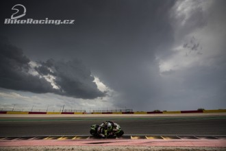 WorldSBK Test Motorland Aragon
