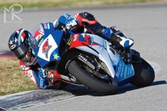 AMA U. S. Superbike  Fontana