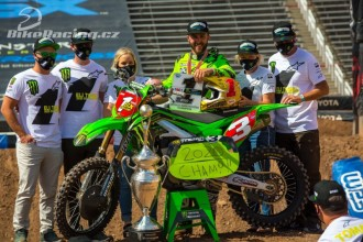 AMA/FIM Supercross 2020 – Salt Lake City 7