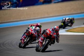 Ducati připravena na GP v Brně