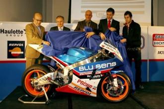 Moto2 s jednotným agregátem