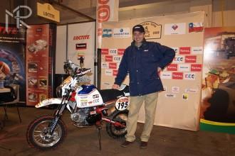 Pro Kaštana a Randýska Rally Dakar končí