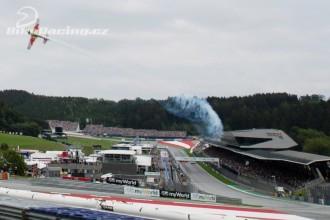 Red Bull Ring potvrdil všechny závody