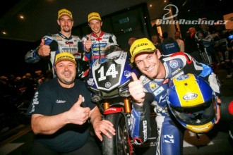 Yamaha Maco Racing tretí v Oscherslebene