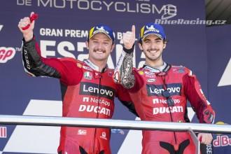 Double pro továrnu Ducati