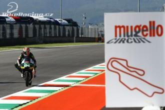 GP Itálie - pátek