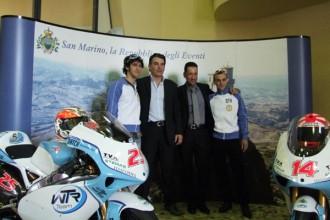 Představen WTR San Marino Team