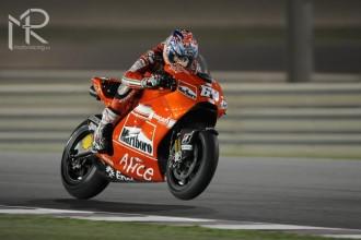 Testy MotoGP Qatar  neděle