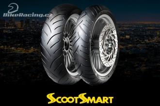 Dunlop ScootSmart vítězí v testu