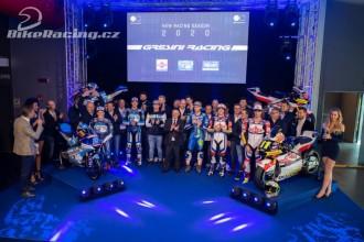 Představení Gresini Racing 2020