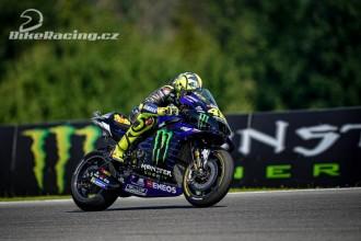 Rossi se závodem v Brně spokojený
