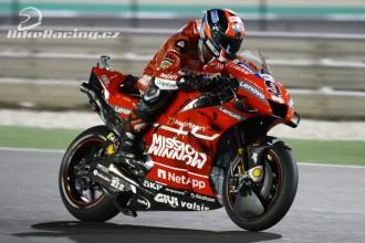 U Ducati připraveni bojovat