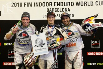World Indoor Enduro Cup  Barcelona