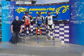 Montáže Brož Racing na Pannoniaringu