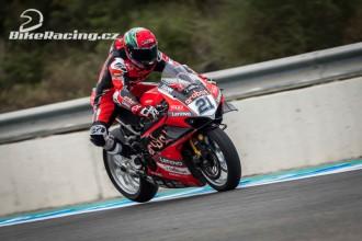 Oba jezdci Ducati v Top 5