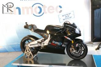 Představení nového stroje pro MotoGP