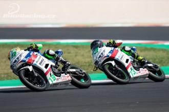 Smrž Racing po neděli v Misanu