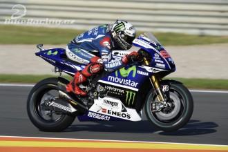 Test MotoGP Valencia - pondělí