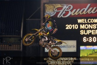 AMA/FIM Supercross 2010  Atlanta