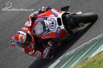 Dvoudenní test Ducati v Mugellu