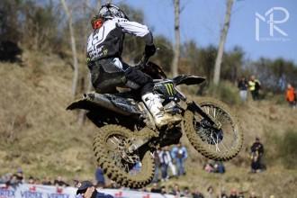 Mistrovství Itálie MX - Ponte a Egola