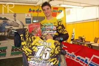 MX3 GP Dánska  Randers