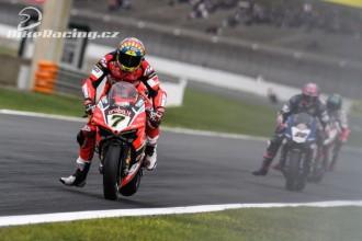Nedělní vítězství pro Ducati