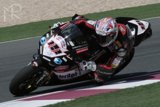 Testy WSBK ve Valencii (1)