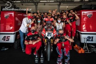 Vydařený víkend pro Ducati