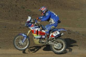 Yamaha před Dakarem 2008