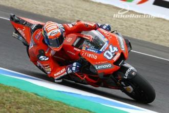 Dovi a Petrucci míří do Le Mans