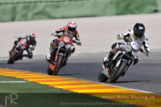 Triumph ParkinGO European Series  Valencia