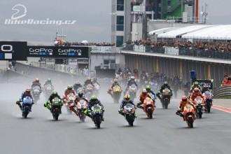 GP Německa opět na Sachsenringu