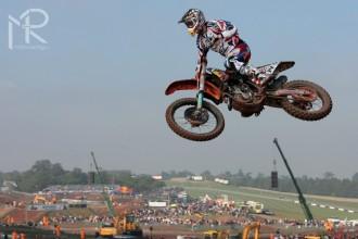 KTM na pódiu motokrosu národů