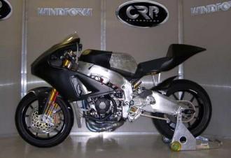 Moto2 AT02 připraven k testům