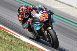 Rossi: Quartarara budou chtít všichni