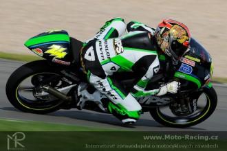 Simone Corsi podepsal s JiR Moto2
