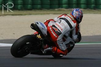Testy supersportů ve Vallelunze (1)