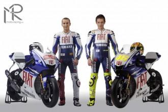 Yamaha odhalila svůj stroj MotoGP 2009